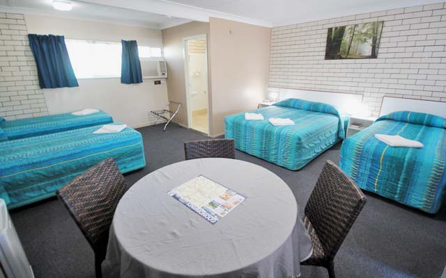 Motel Accommodation Goondiwindi Qld
