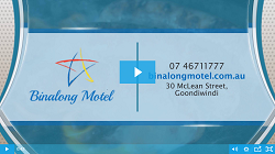 Virtual Tour of Binalong Motel - Goondiwindi