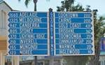Distance of towns/cities from Goondiwindi